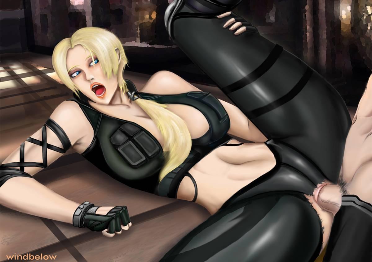 Mortal Kombat Sex XXX